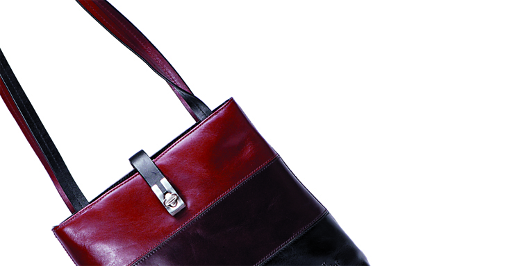 Cellini's classic bag - still in fashion